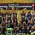 Paris Saint Germain gana la Supercopa de Francia