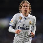 Modric dispara contra Simeone