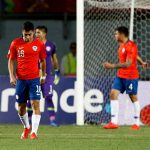 Colombia elimina a Chile