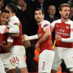 Arsenal da el primer batacazo ante el Valencia por la Europe League
